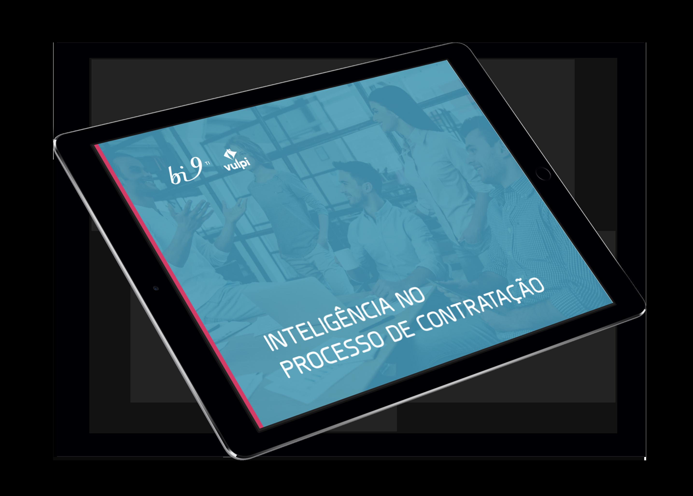 eBook – Inteligência no Processo de Contratação